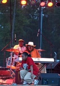 Bobbie Oliver and the Jam City Revue