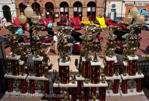 Corvette Show Trophies