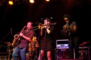 Ezra Charles Band